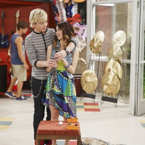 Austin and ally interview about dating