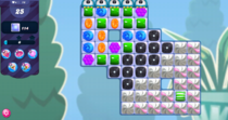 Candy Crush Advance To Locked | Followclub