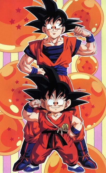 Son Goku - Dragon Ball Wiki