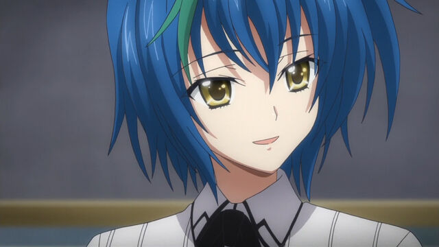 xenovia highschool dxd - photo #43