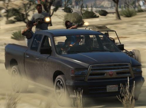Photos Of Pickup Trucks Gta 5 Online