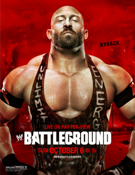 Watch WWE Battleground 2013 Live Streaming Online