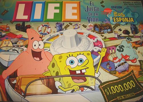 Spongebob squarepants игры