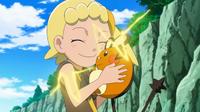 ¡Pikachu y Dedenne! ¡¡Moflete estático!!