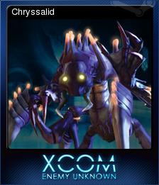Xcom Chryssalid XCOM: Enemy Unk...