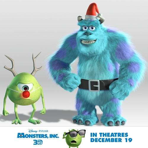 Free Coloring Pages Of Mike Wazowski And Sulley