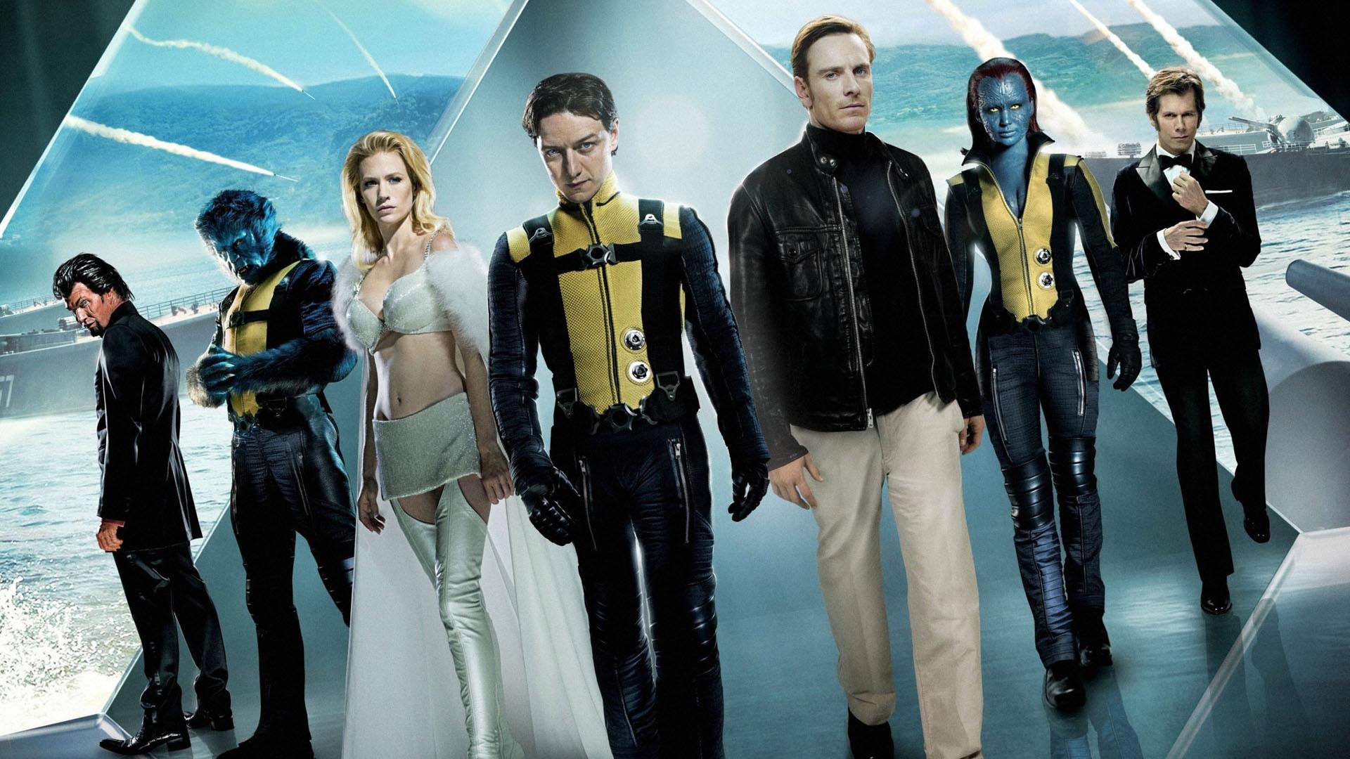 X Men Is First Class Talkiewood