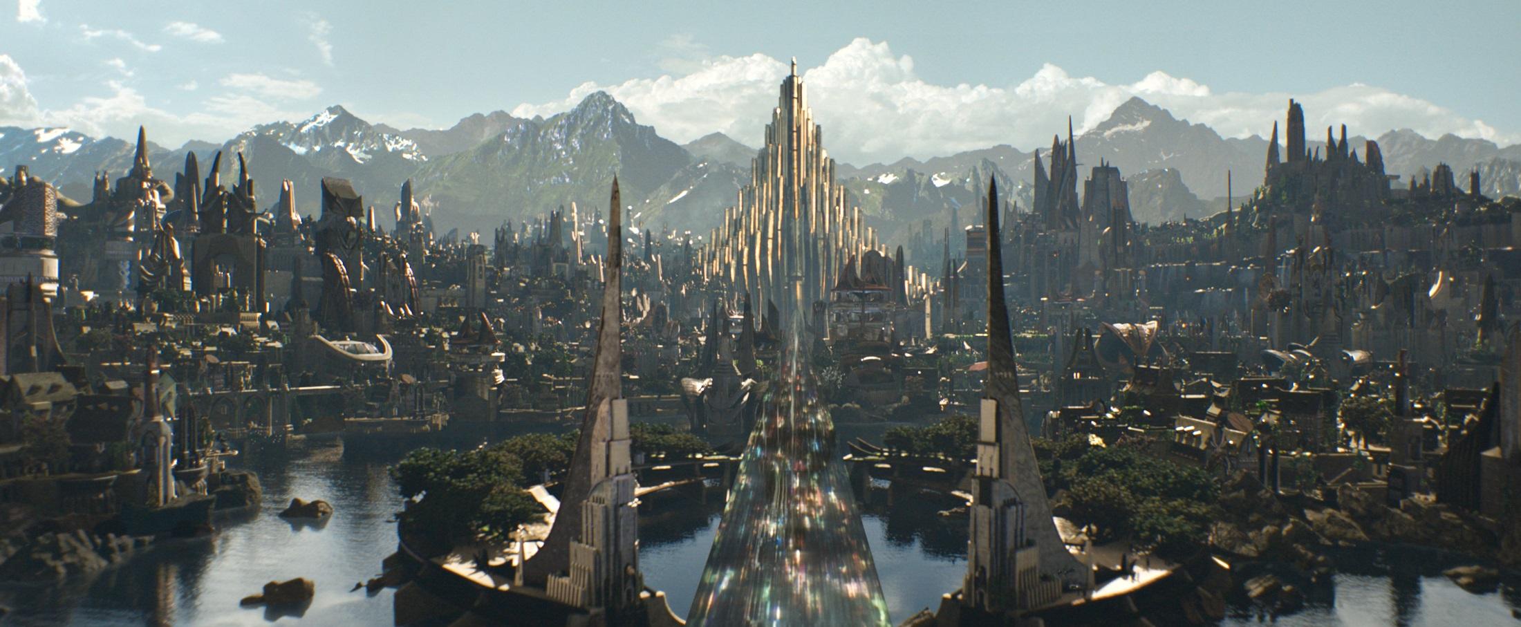 Asgard DarkW Movie Review: Thor The Dark World