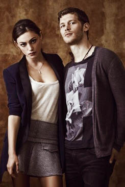 image phoebe tonkin and joseph morganjpg the vampire
