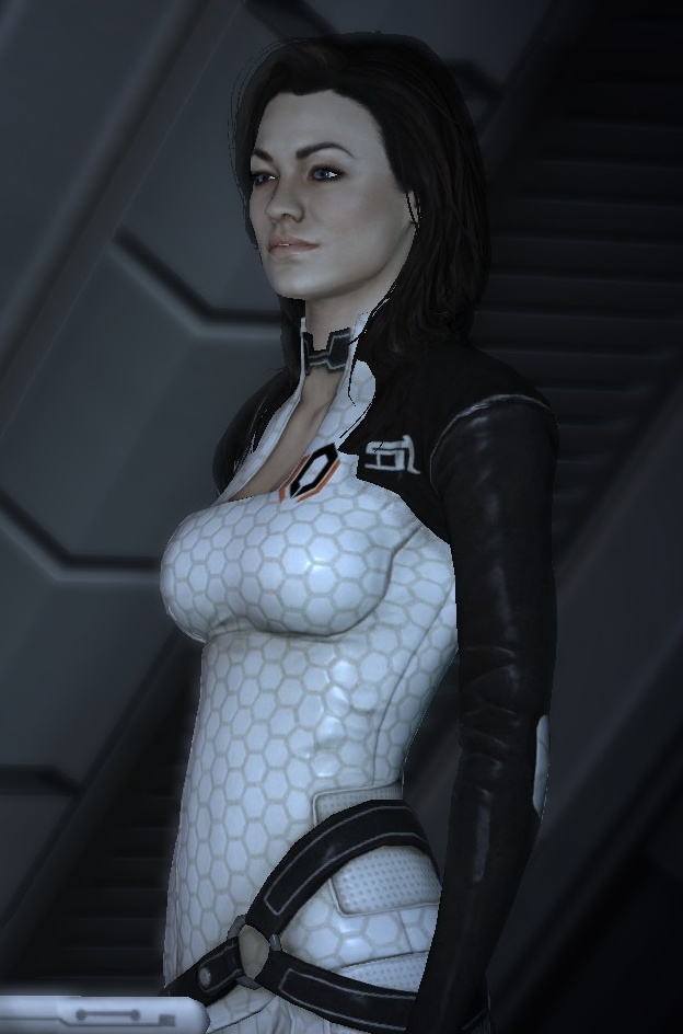 mass effect 2 miranda