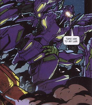(intro) Transformers  Shockwavetranscendent