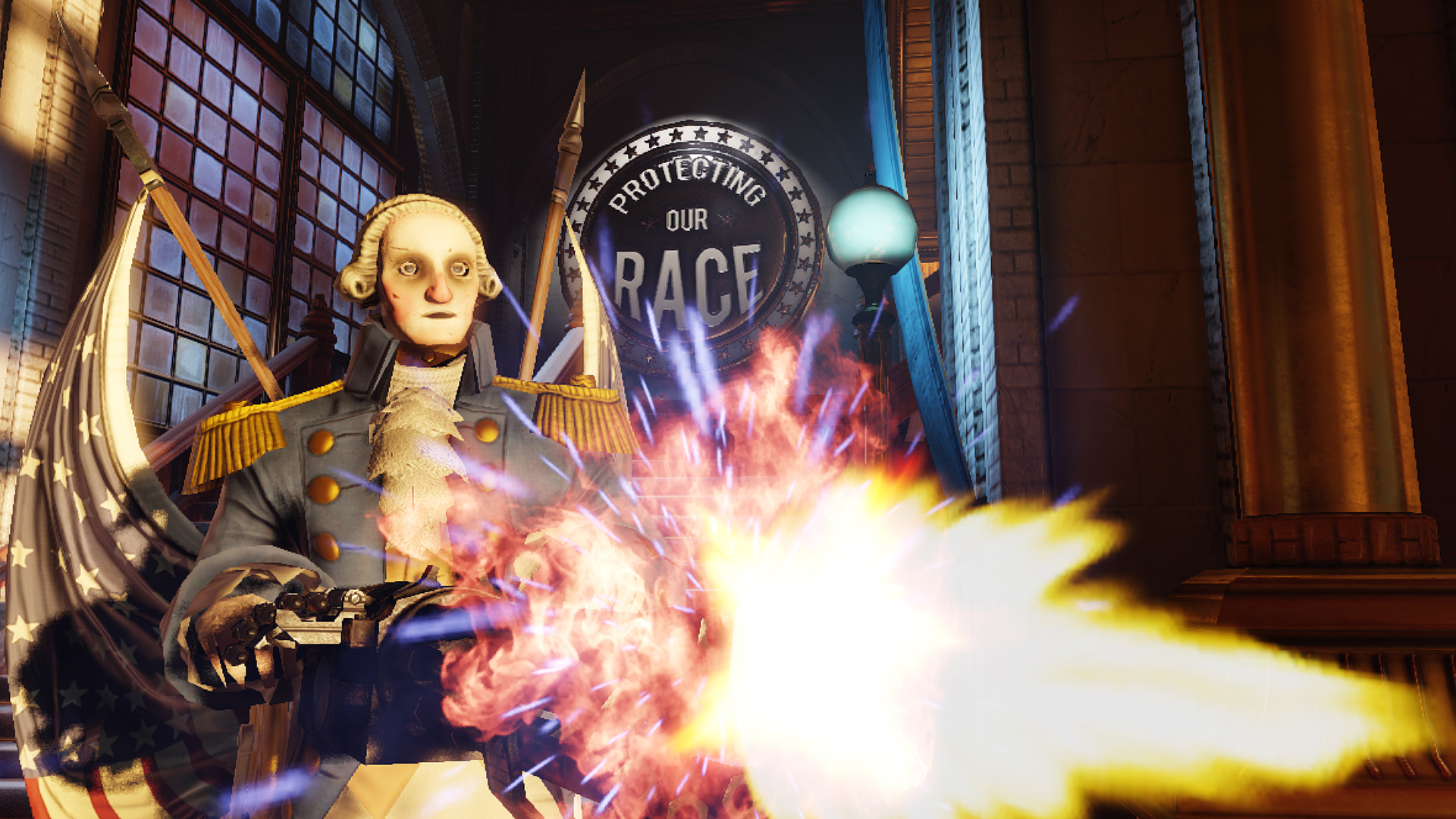 Bioshock-Infinite-Mechanical-Patriot-Rev