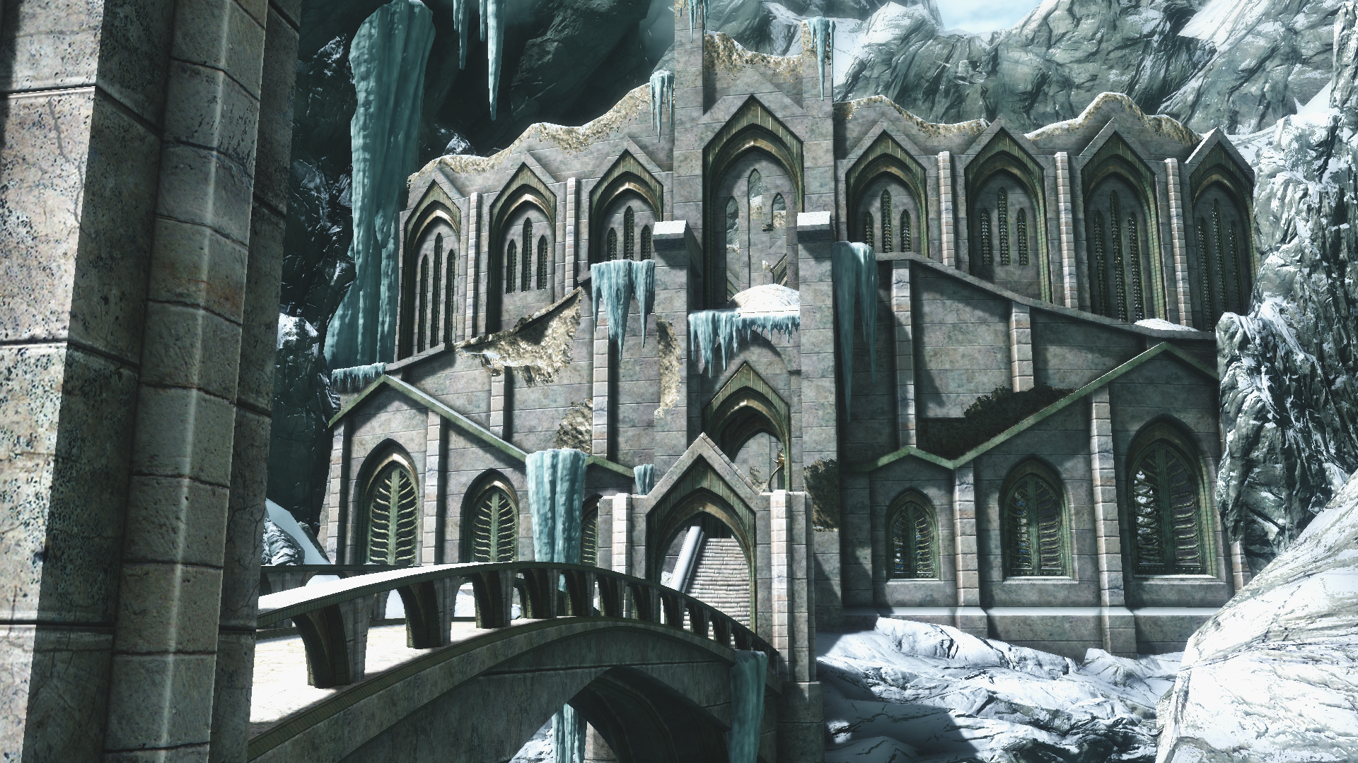 College Of Winterhold Rings Quest