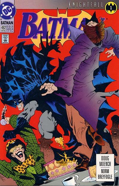 Batman_492 dans culte