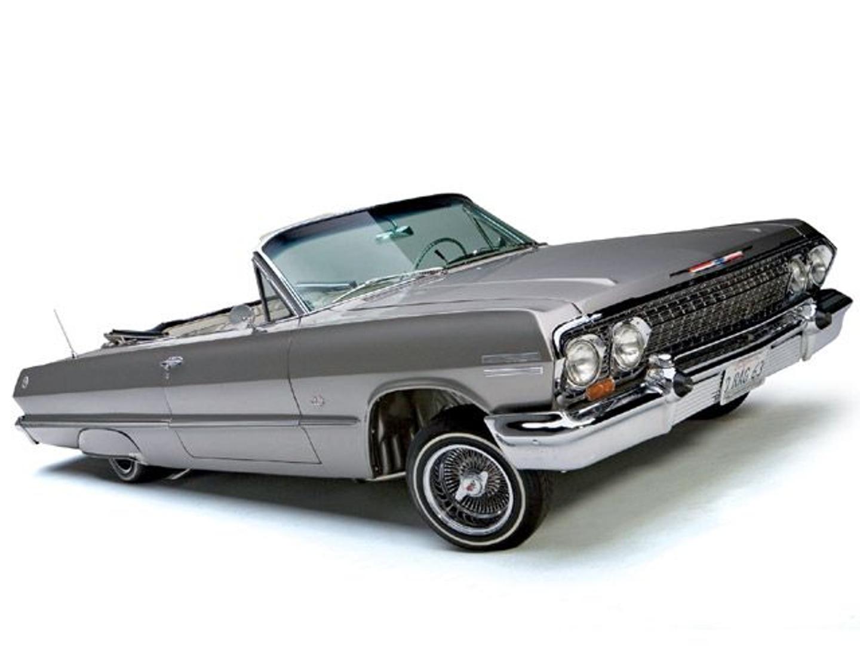64 Impala Lowrider Wallpaper 64 Impala Lowrider