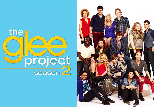 The glee project season 2 episode 11 (s02e11) GLEE-ality (Chris Colfer)