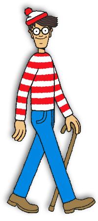 Where's Waldo Characters