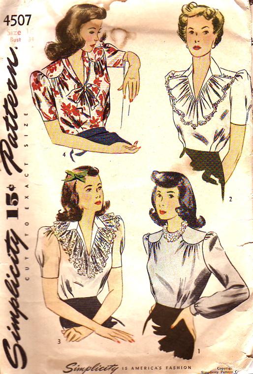 blouse patterns 2