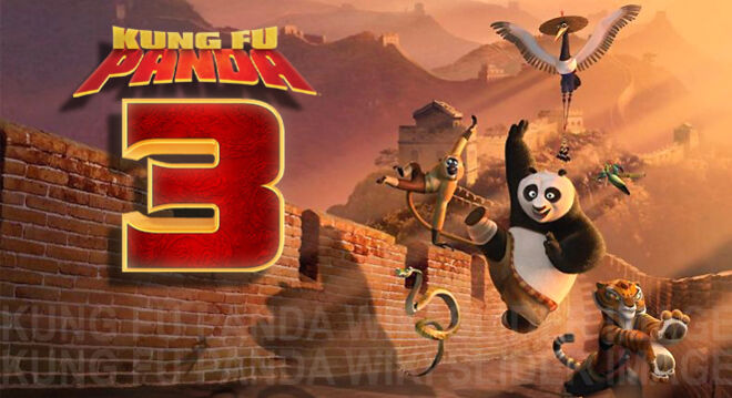 Kung Fu Panda 3 Trailer High Quality [1080p HD]