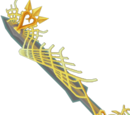 Keyblades de Kingdom Hearts Re:coded