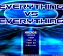 Everything vs Everything
