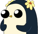 Flower Girl Penguin
