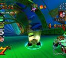 Crash Nitro Kart Tracks