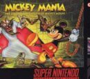 Mickey Mouse video games