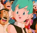 Vegeta Jr.'s mother