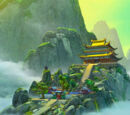 Kung Fu Panda World Locations