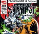 Doctor Strange, Sorcerer Supreme Annual Vol 1 4