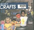 Sesame Street puppets (McCall's Craft)