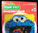 Sesame Street pillow kits