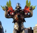 MegaZord Alpha
