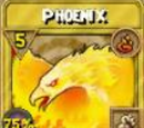 Phoenix Treasure Card