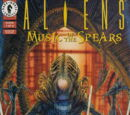 Aliens: Music of the Spears Vol 1 1