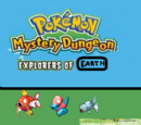 Pokmon Mundo Misterioso 4: Exploradores de la tierra!