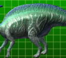 Parasaurolophus