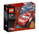 8200 Radiator Springs Lightning McQueen