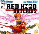 Red Hood and the Outlaws Vol 1