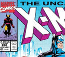 Uncanny X-Men Vol 1 268