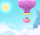 Twilight Sparkle's Twinkling Balloon