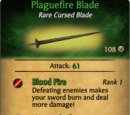 Plaguefire Blade