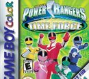Power Rangers Time Force (video game)