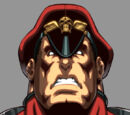 M. Bison