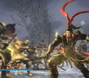 Dynasty Warriors 7/Weapon Movesets