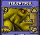 Yellow Troll Item Card