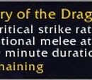 Rallying Cry of the Dragonslayer