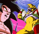 The Dragon Ball GT conflicts