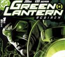 Green Lantern: Rebirth Vol 1 1